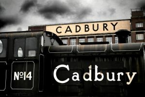 Cadbury Fourteen and Old Factory by michael-brown