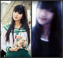 kagome alodia and jean by simplyjean06