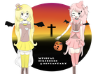Contest Entry- Hallow and Eve by MusicalScribbles