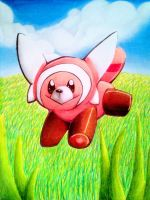 Stufful Meadow by Cubone4000