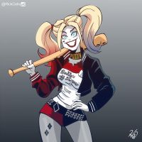 SS - Quinzel by RickCelis