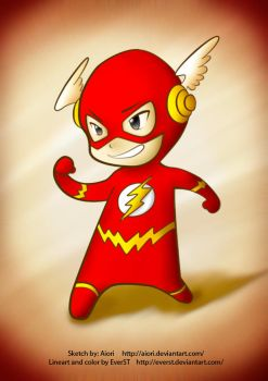 The Flash by EverST