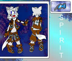 .:CE:. Spirit's New Looks by FireUnleaser
