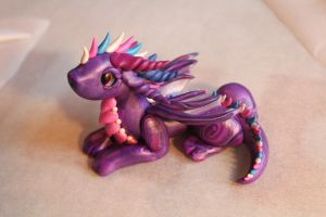 Purple Dragonet - Timelapse Available :) by RaLaJessR