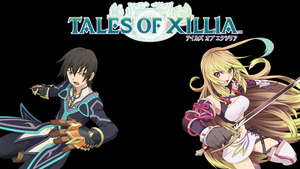 Tales of Xillia Wallpaper by Ex-Kalibur