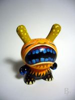 Bluetooth Custom Dunny by bryancollins