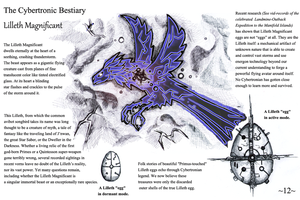 Cybertronic Bestiary Page 12 by ZacWilliam