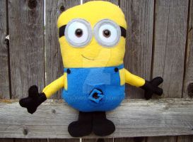 minion from despicable me by Telahmarie