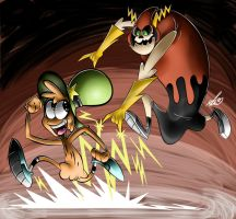 Wander Over Yonder by sapphireweasel25