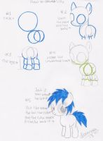 How to draw a filly! by Rhythm-is-best-pony