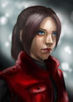 Claire Redfield from RE by MaXymuSFM