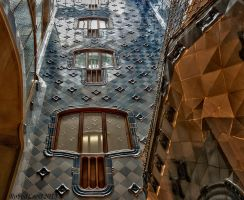 Casa Batllo 2 by forgottenson1