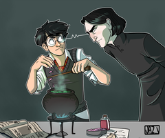 Potions Class by FattCat