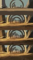 Silvernai: Ring gate - step by step by noiprox