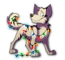 Christmas Individual (Rayfordsteele) by Skailla