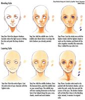 How to Color Skin Tones by impactbooks