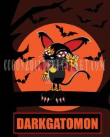 DarkGatomon by CCgonzo12