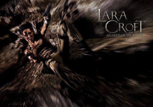 Tomb Raider series 06 by uniqueProject