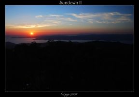 Sundown II by pizte