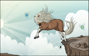 Epona's Song by Syeiraxx