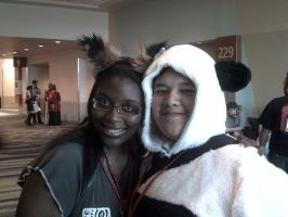 I love pandas by catqueen5