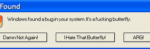 Windows Error Message 2 by Futile-Resistance