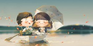 Boat by xnhan00