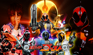 Kamen Rider Ghost Wallpaper By =Shinji= by malecoc