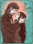 The lovers by aberry89