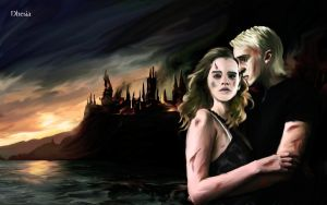 Deathly Hallows DHr Commission by Dhesia