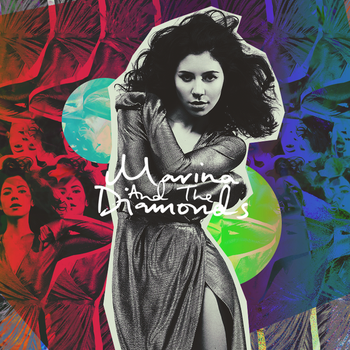 Marina And The Diamonds - FROOT by Hyonicorn