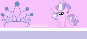 Diamond Tiara wallpaper by Rose-fang