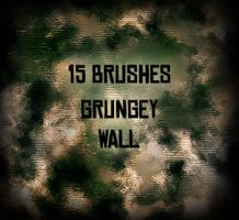 Grungy Wall by e-klipse