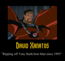 Xanatos Demotivational Poster by MetroXLR99