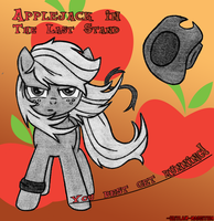 Applejack in: The Last Stand by Outlaw-Marston