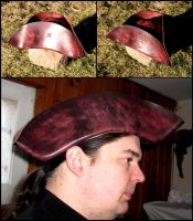 Tricorne by akinra-workshop