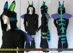 Toxicated Custom Hoodie! by lemonbrat