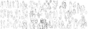 Sketch dump 2014 large part 5 by Vimes-DA