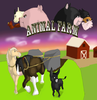 Animal Farm poster by The-Mad-Pumpkin