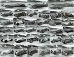 The 1950 Indy 500 Field by GoodCaptainClack