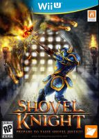 Shovel Knight by KeithSeymour