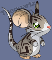 TFM Contest Brown Tabby Mouse Fur by thequartz