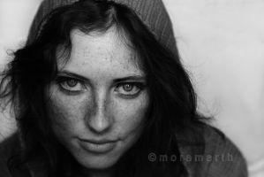 face the freckles by Moramarth