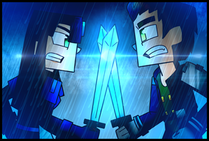 A Battle Against A True Hero (SPOILERS!) by PrettyXTheXArtist