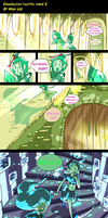 Adventure time: Dandelion Fluffs, Page 5 by WanniLee