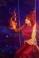 Flame Princess 2 by YuuGray