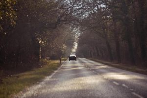 Travelling between places by Carenza