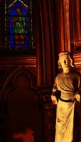 Louis the IX of France by sapphiresphinx