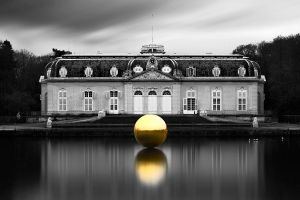 Schloss Benrath by Durdenyr