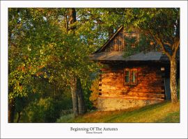 Beginning of the autumn by novy1986